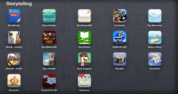 Storytelling Apps1