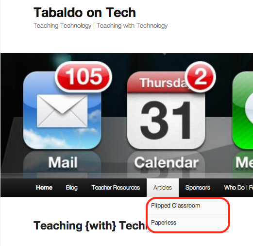 Added Resources Tabaldo On Tech